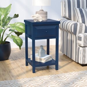 Maquoit End Table With Storageu00a0