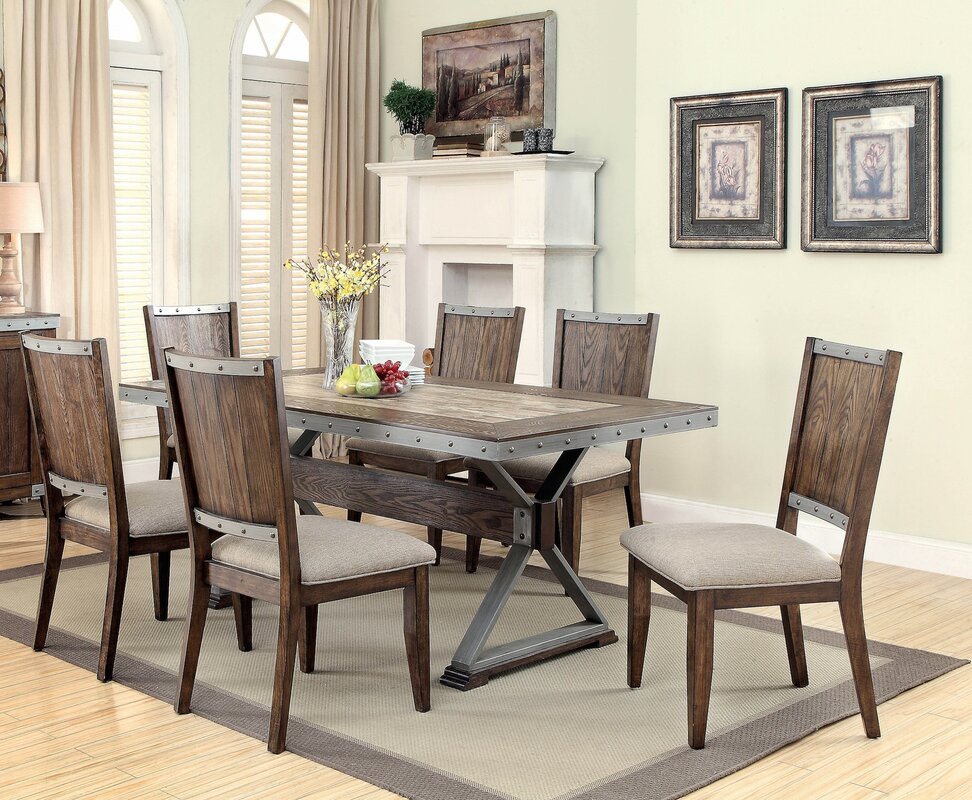 Dana 7 Piece Dining Set Part 80
