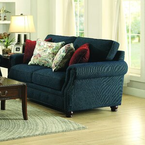 Hemphill Loveseat by Darby Home Co