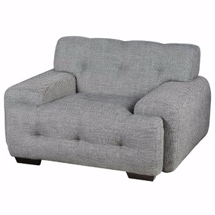 Tippett Fluffy And Comfy Arm Chair