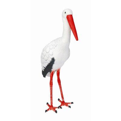 ACHLA Stork Statue