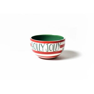 Holly Jolly 18 oz. Cereal Bowl
