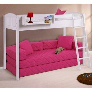 Ida Country European Single High Sleeper Bed