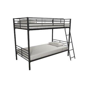 Metal Bunk Loft Beds Youll Love Wayfair