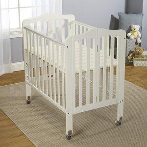 Big Oshi Angela 3 Position Portable Crib