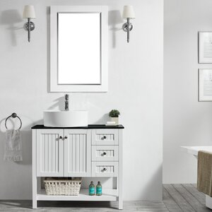 Nadel 36u0094 Single Bathroom Vanity Set with Mirror