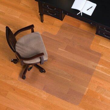 Es Robbins Hard Floor Straight Edge Chair Mat Reviews Wayfair