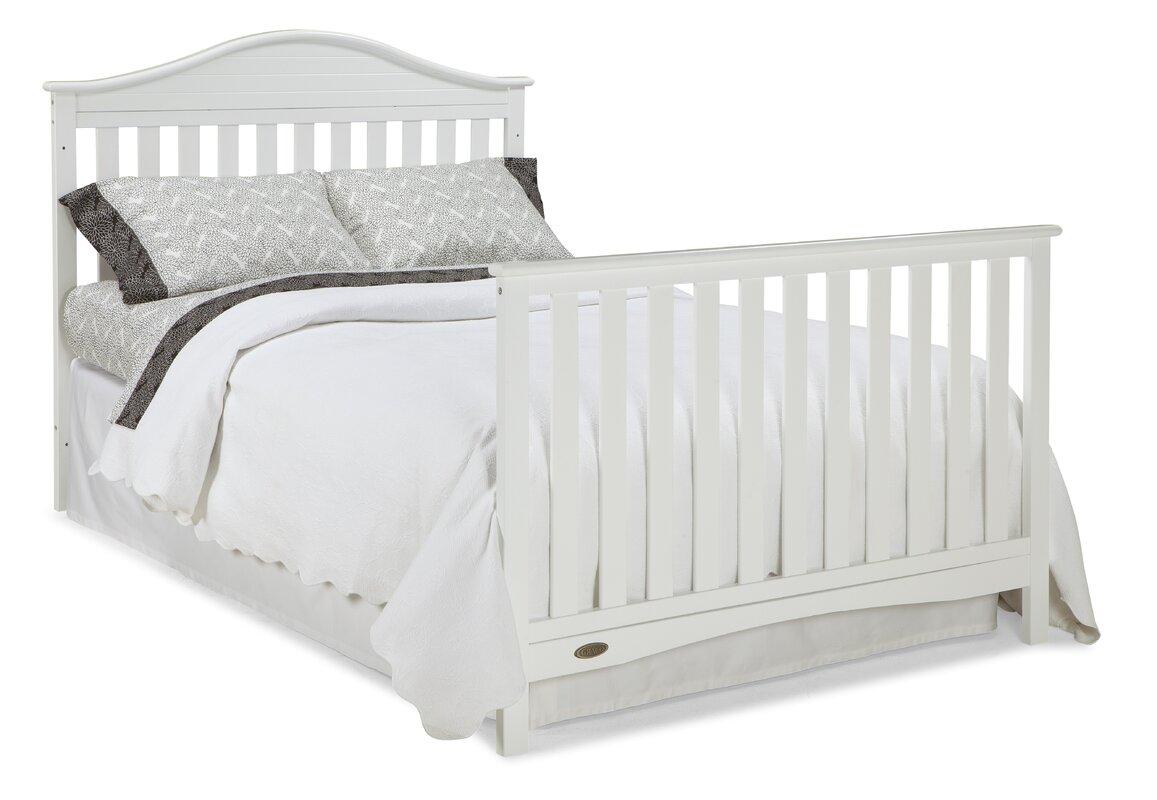 Graco Harbor Lights 4 In 1 Convertible Crib Amp Reviews