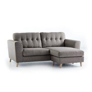Kindle Reversible Corner Sofa Chaise