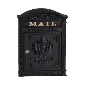 Vault Locking Wall Mounted Mailbox