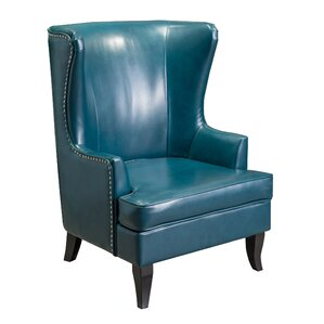 Roundtree High Wing Back Chair