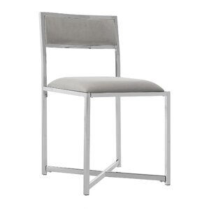 Yong Upholstered Dining Chair (Set of 2) by Orren Ellis