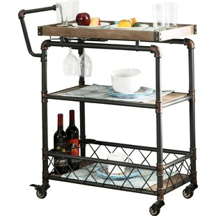 Oakfield Bar Cart