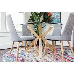 Kaylin 5 Piece Breakfast Nook Dining Set