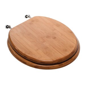 family toilet seat wood. Premium Piano Wood Round Toilet Seat Seats You ll Love  Wayfair