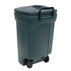 rubbermaid wheeled 45 gallon trash can - Rubbermaid Tubs