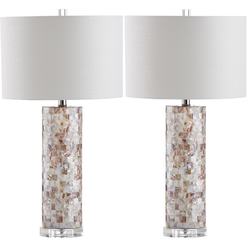 Shelly Capiz Table Lamp