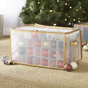 Christmas Storage Boxes for Trees, Ornaments, Wrapping ...