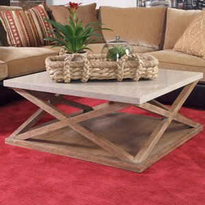 Warner Coffee Table by Gracie Oaks