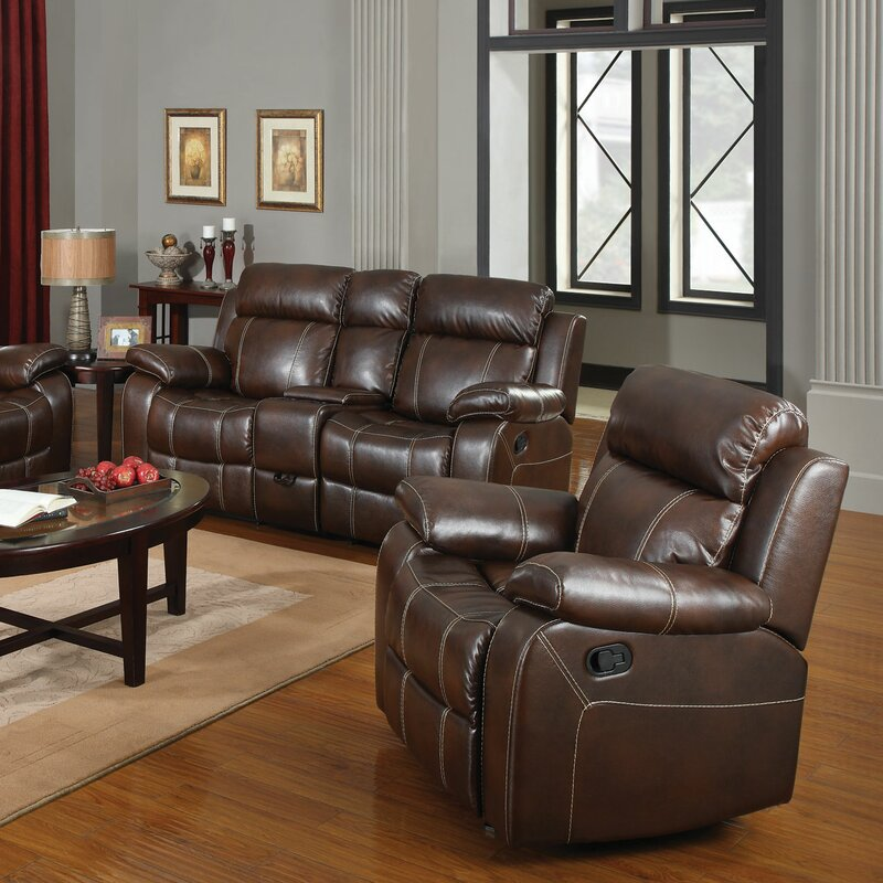 Darby Home Co Chestnut Configurable Living Room Set Reviews