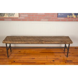 Industrial Farm Metal Bench by Napa East ..