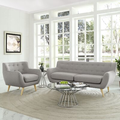 modern contemporary living room sets you 39 ll love. Black Bedroom Furniture Sets. Home Design Ideas