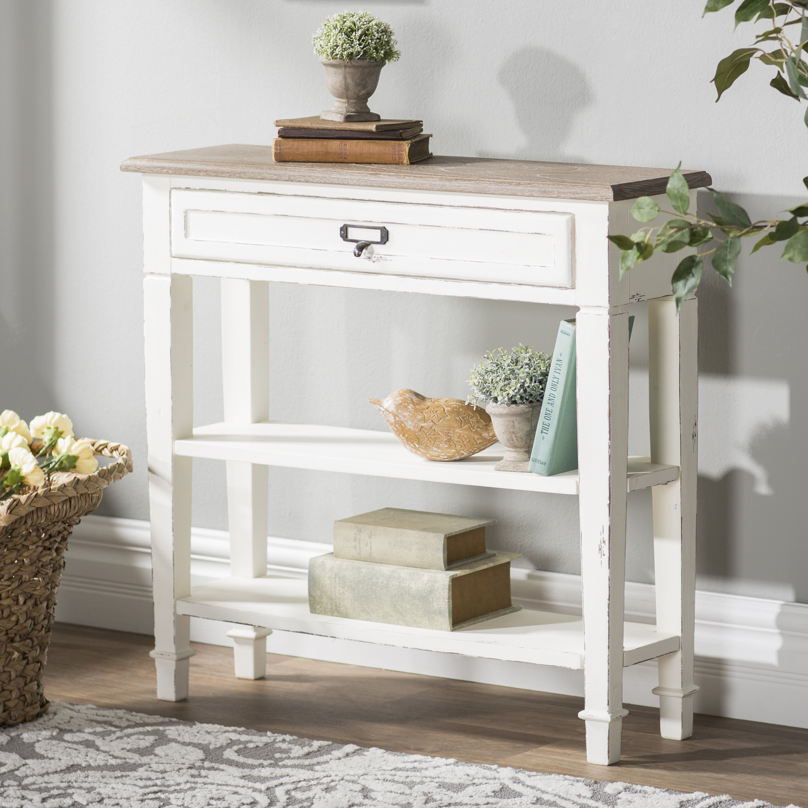 Geernium Console Table