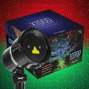 Outdoor Moving Lazer Projector
