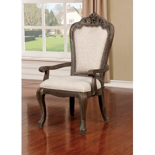 Stallworth Upholstered Dining Chair (Set of 2)