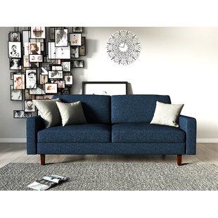 Bailey Blue Sofa | Wayfair