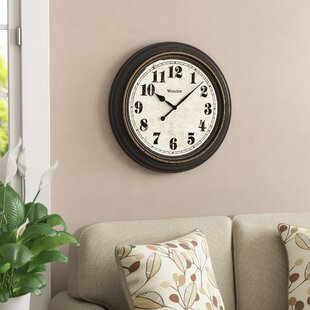 Gentil Mabery Oversized Wall Clock