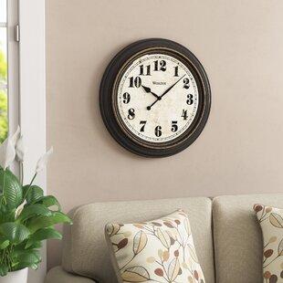 Charmant Oversized Wall Clocks Youu0027ll Love In 2019 | Wayfair