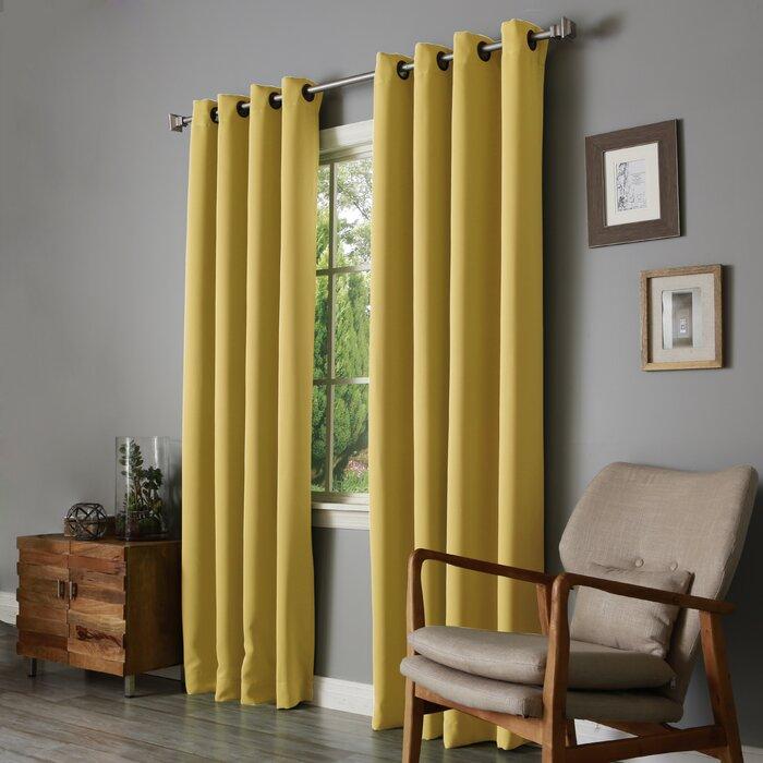 thermal blackout catalogs grommet home curtain kassie decor curtains item damask panels wayfair