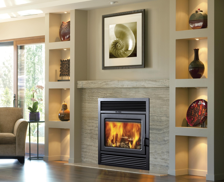 Supreme Fireplaces Inc Galaxy Zero Clearance Semi Classic Wood