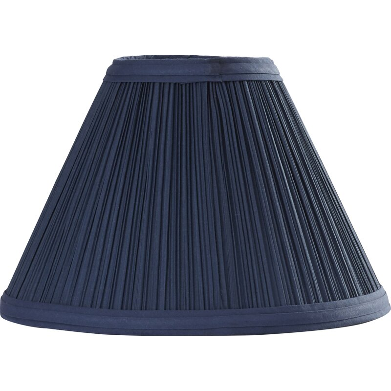 10 pleated linen empire lamp shade reviews joss main 10 pleated linen empire lamp shade aloadofball Images
