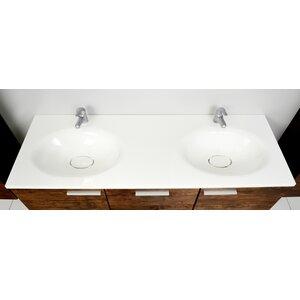 Belfry Bathroom 136 cm Waschbecken Aichilik