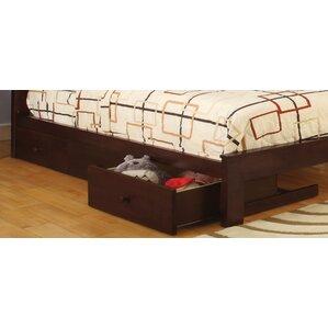 stedman bunk bed underbed storage drawer - Under Bed Storage Frame