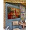 'Abbott Kinney' by Parvez Taj Painting Print on Natural Pine Wood