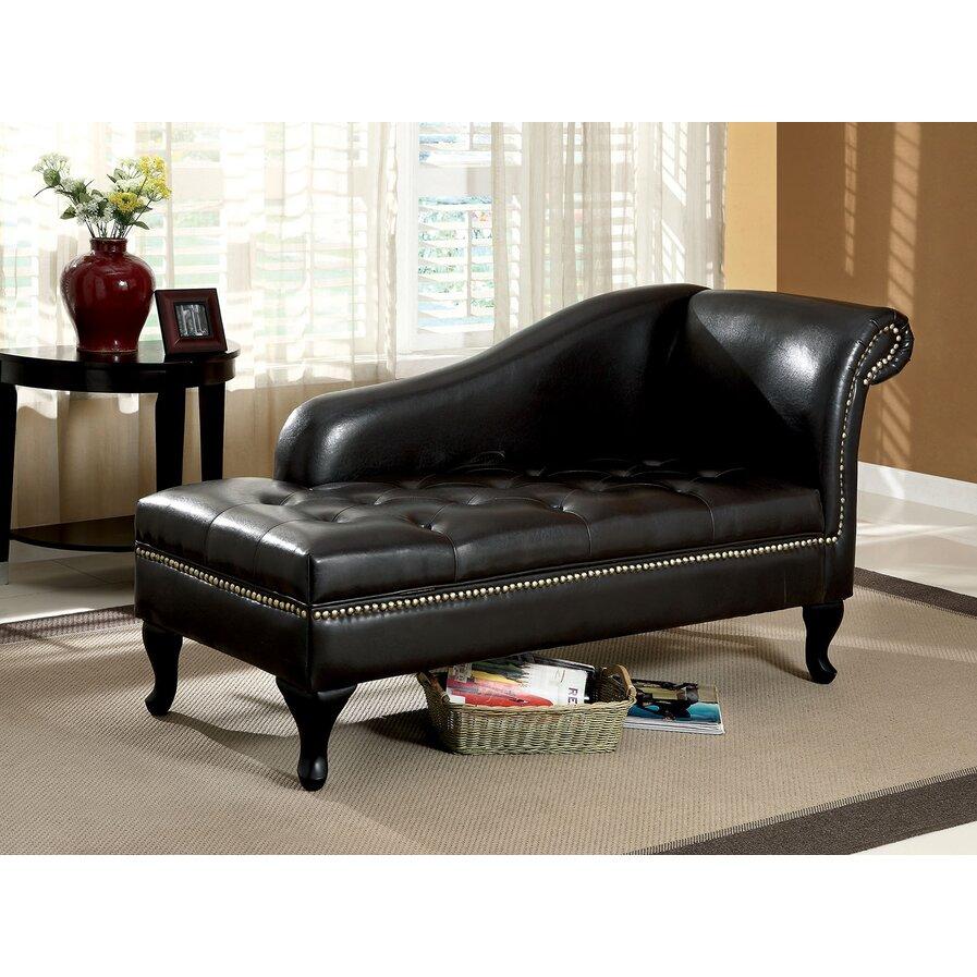 rustic chaise lounge wayfair