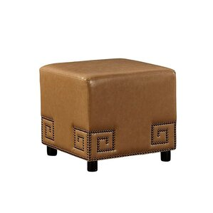 Meander Ottoman by Furniture Classics LTD