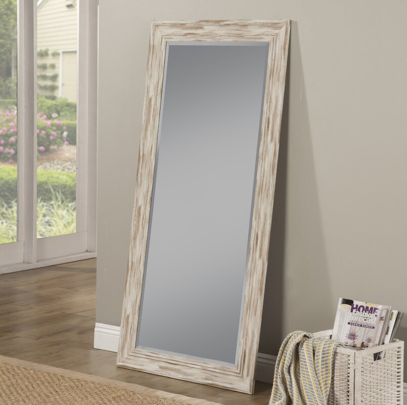 full length bathroom mirrors trent design bartolo leaning length mirror 18448