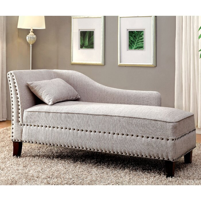 Darby Home Co Segars Chaise Lounge & Reviews