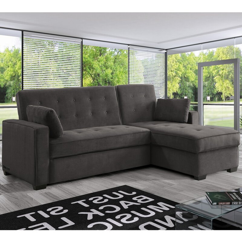 Lancaster Dream Sleeper Sectional : sleeper couch with chaise - Sectionals, Sofas & Couches