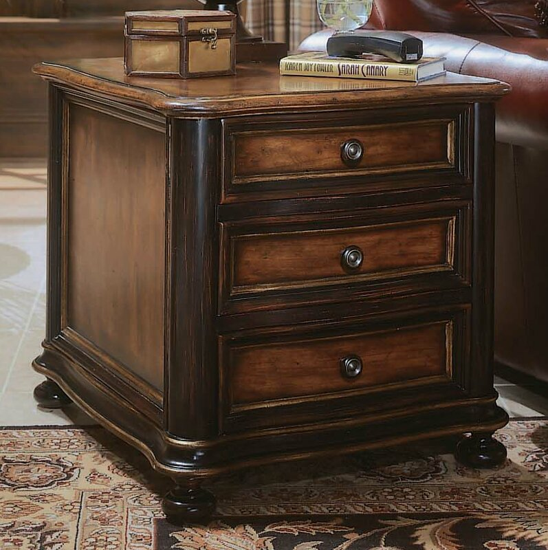Preston Ridge 3 Drawer Nightstand