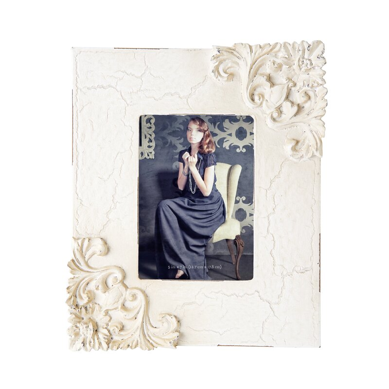 Melannco Picture Frame & Reviews | Wayfair