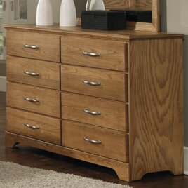 Sterling Tall 8 Drawer Standard Dresser/Chest