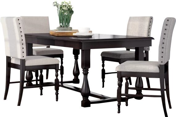 Dresden 5 Piece Dining Set Reviews