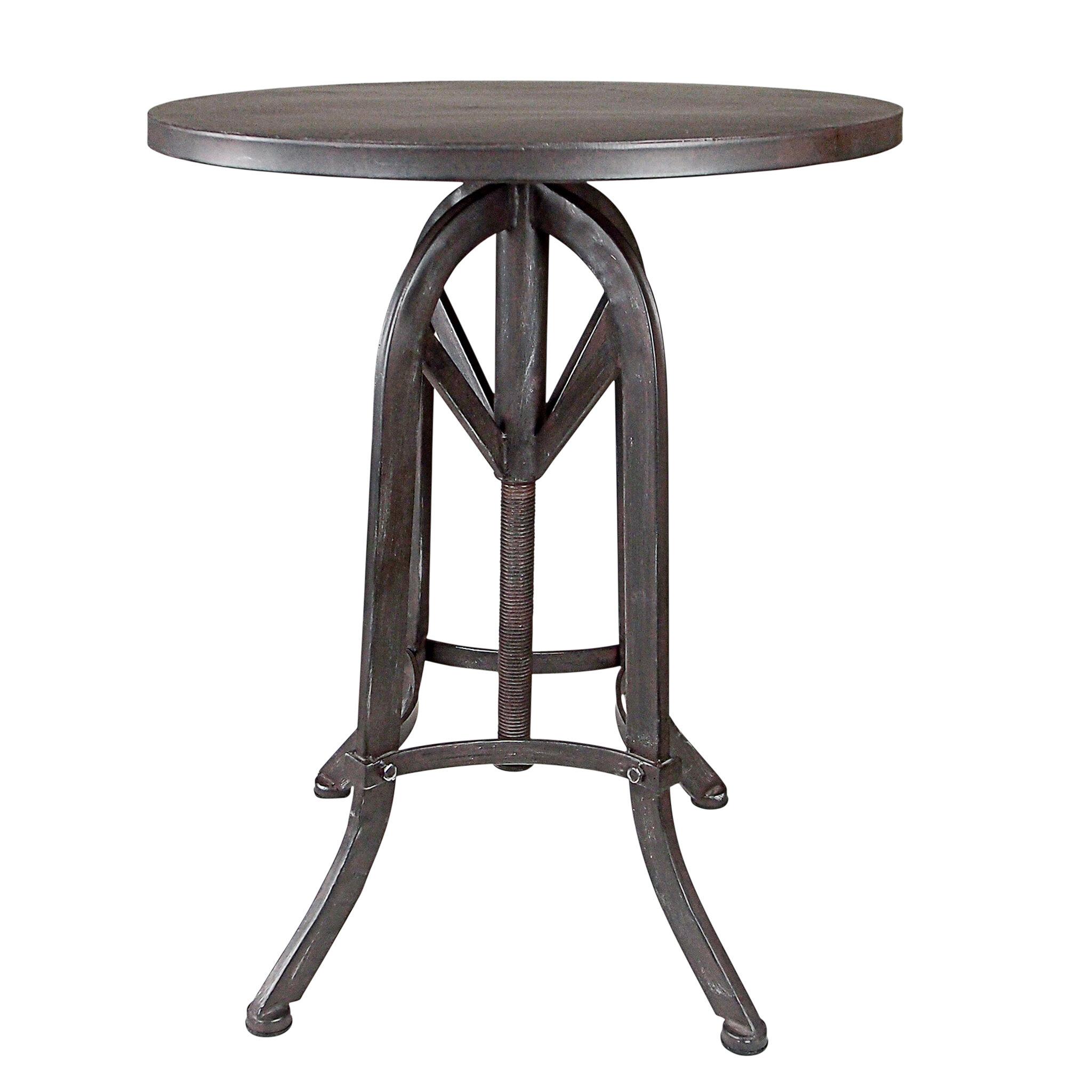 Etonnant Design Toscano Industrial Revolution End Table U0026 Reviews | Wayfair