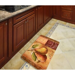 Daventry Fresh Pear Kitchen Mat
