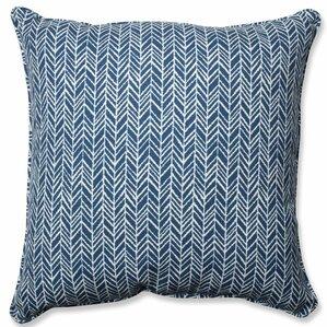 Herringbone Indoor/Outdoor Floor Pillow